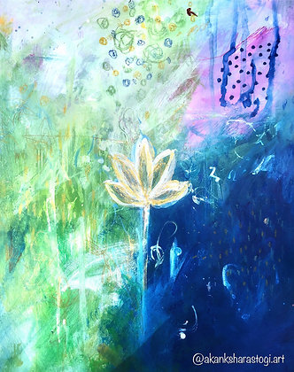 Be the Lotus