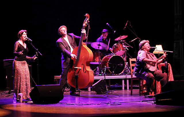TRAY DAHL & THE JUGTIME RAGBAND
