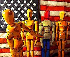 Veterans Line-Up photo