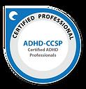 ADHD Certification