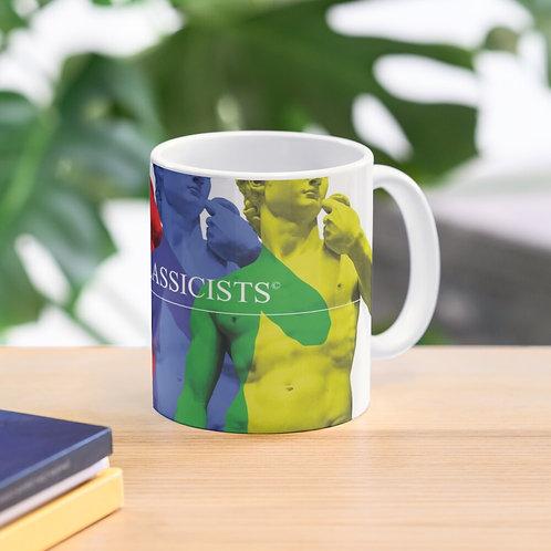 New Classicists mug - David