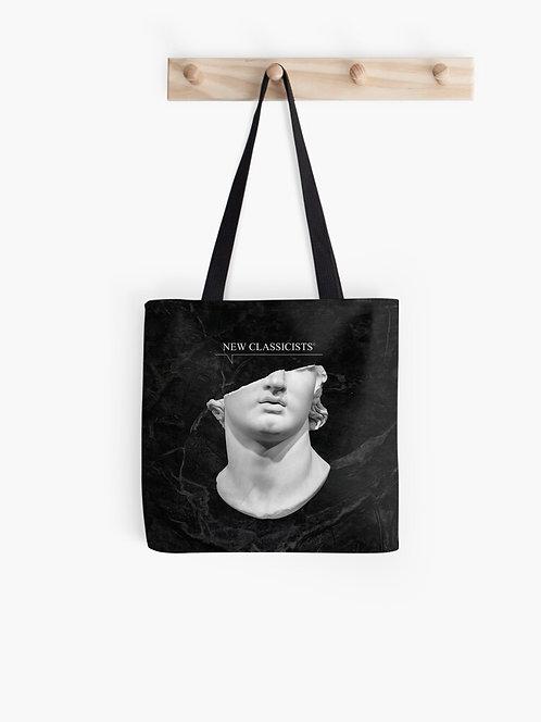 New Classicists tote bag -NC logo