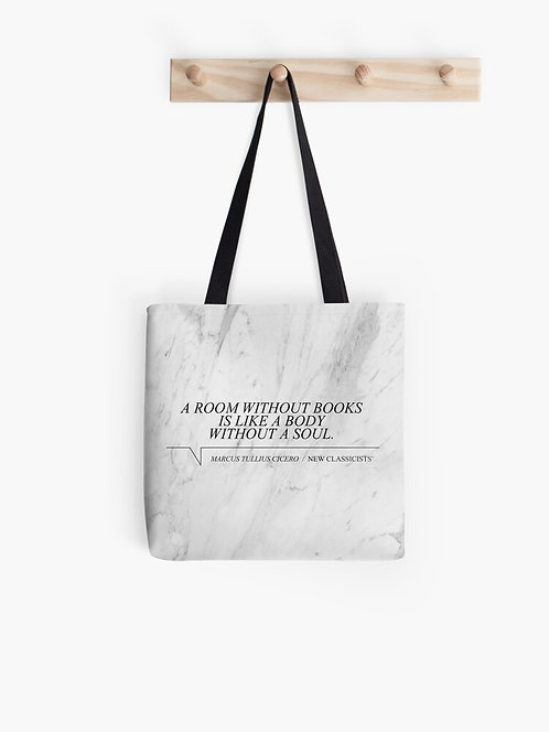 New Classicists tote bag - Cicero