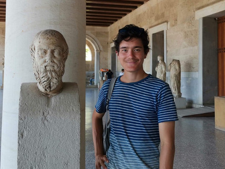The Next Chapter: Completing a BA & exploring what it means to be a New Classicist, with James Hua