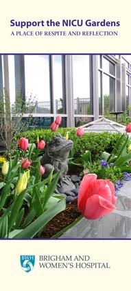 NICU Gardens Brochure (Cover)