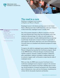 Esophageal cancer program (Cover)