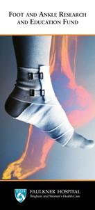 Foot and Ankle Research and Education Fund (Cover)