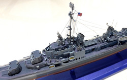 USS Gearing Rigging detail 1