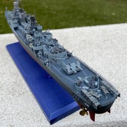 USS Gearing aft deck detail 2