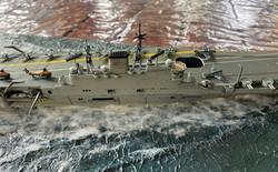 starboard midships detail
