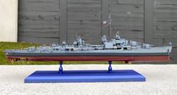 USS Gearing starboard full