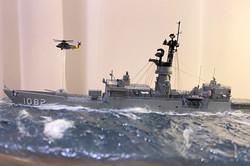 FF-1082 Port fore sea level