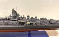 USS Gearing port aft