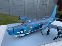 2 PB4Y-2 Redwing front port high