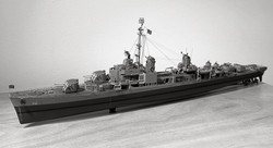 USS Gearing port match mono