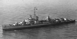 USS Gearing 1945