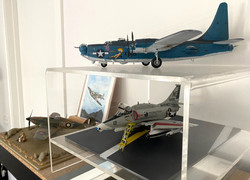 17 PB4Y-2 Redwing with 1_48 A-4M and Hurricane