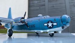 10 PB4Y-2 Redwing starb nose