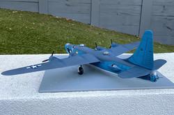 6 PB4Y-2 Redwing port back