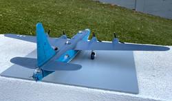 7 PB4Y-2 Redwing rear view