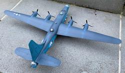 12 PB4Y-2 Redwing dorsal view 2