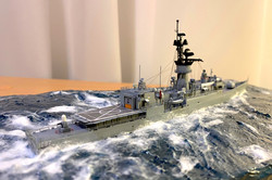FF-1082 Starboard stern