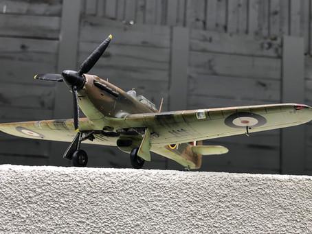 Hurricane MK IIa