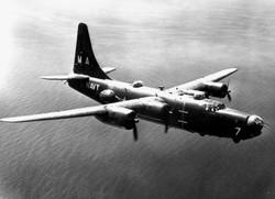 PB4Y-2_Privateer_VP-23_in_flight