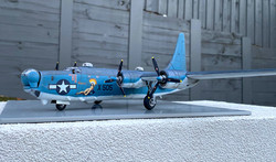 4 PB4Y-2 Redwing front port
