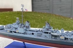 USS Gearing port mid 2