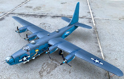 14 PB4Y-2 Redwing port angle