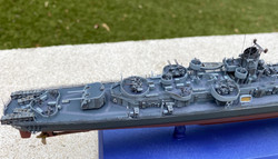 USS Gearing aft detail 3