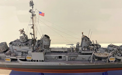 USS Gearing midships port 1