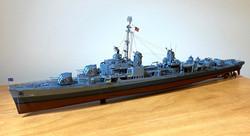 USS Gearing port match colour
