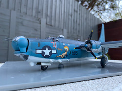 1 PB4Y-2 Redwing port front