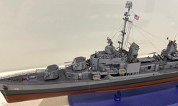 USS Gearing fore port 1