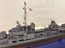 USS Gearing midships port 2