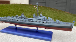 USS Gearing starb fore
