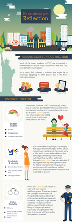 Infographic explaining how just having Grit is not enough