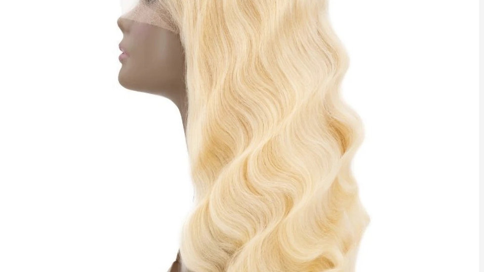 Nude Glamour Wave Wig