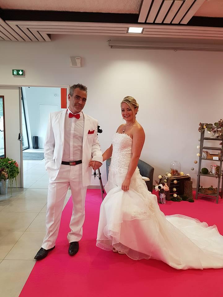 Mariage Marilyn & Franck