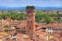 42477395-lucca-italie-ville-médiévale-de