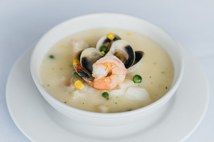 Crab Meat and Sweet Corn Soup