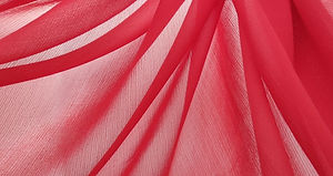 Recycled Red Polyester Chiffon.jpg