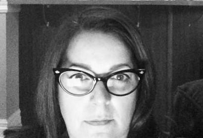 Author and editor, Connie Di Pietro
