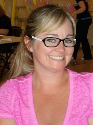 Author Samantha Banik - writing up a storm at the Muskoka Novel Marathon
