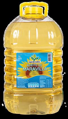 Aceite Agroprodex maravilla 5 litros