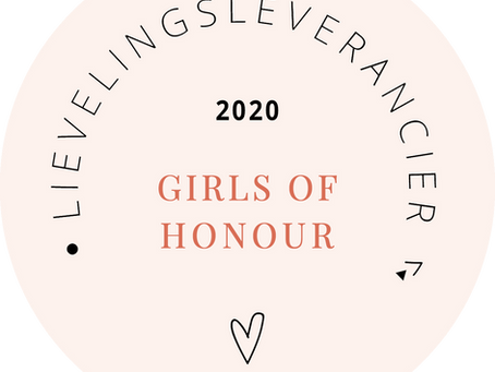Girls of Honour lievelingsleverancier