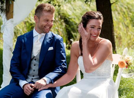 Heb jij controle over je trouwceremonie?