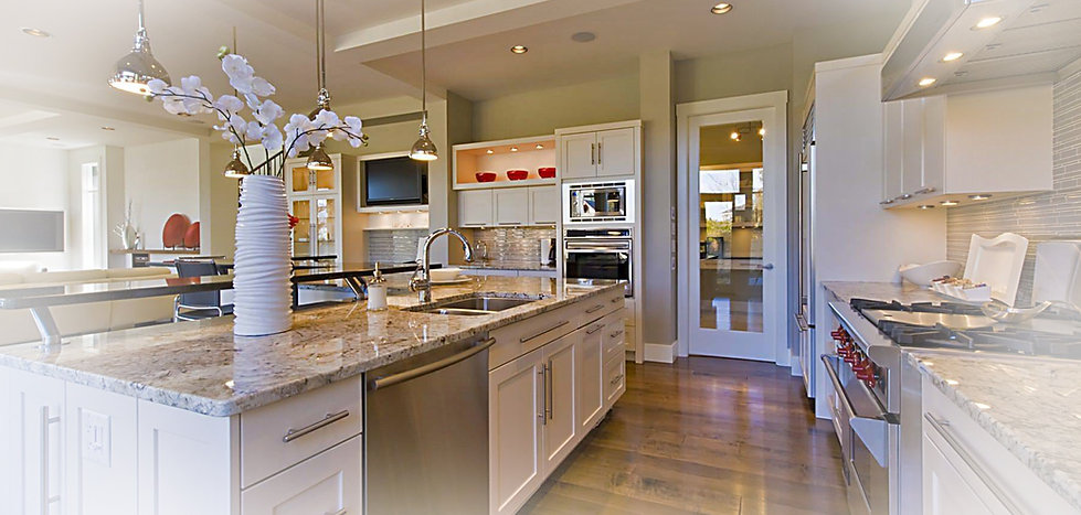 Eco Friendly Materials Used For Remodeling Kitchen and Bathrooms - San Diego CA